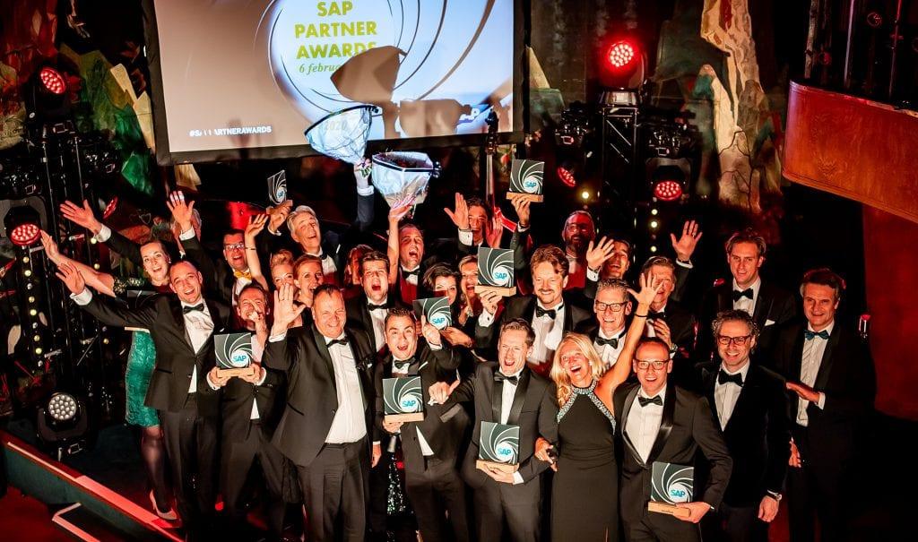 Alle SAP Partner 2019 Award winnaars