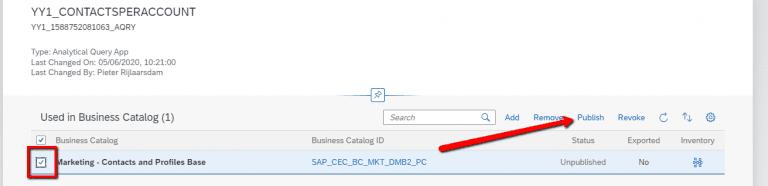 , Awesome Analytics using SAP Marketing Cloud and SAP Analytics Cloud, Acorel