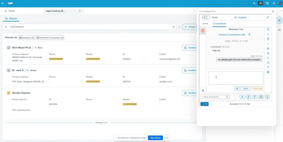, Highlights of the 2105 SAP Cloud for Customer release, Acorel