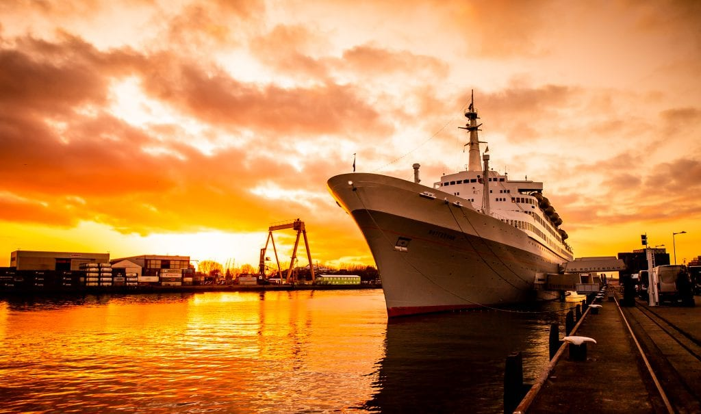 SAP Customer Experience Award werd uitgereikt op de SS Rotterdam