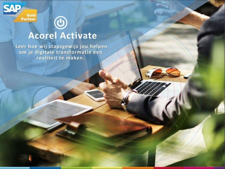 , Implementation Services, Acorel