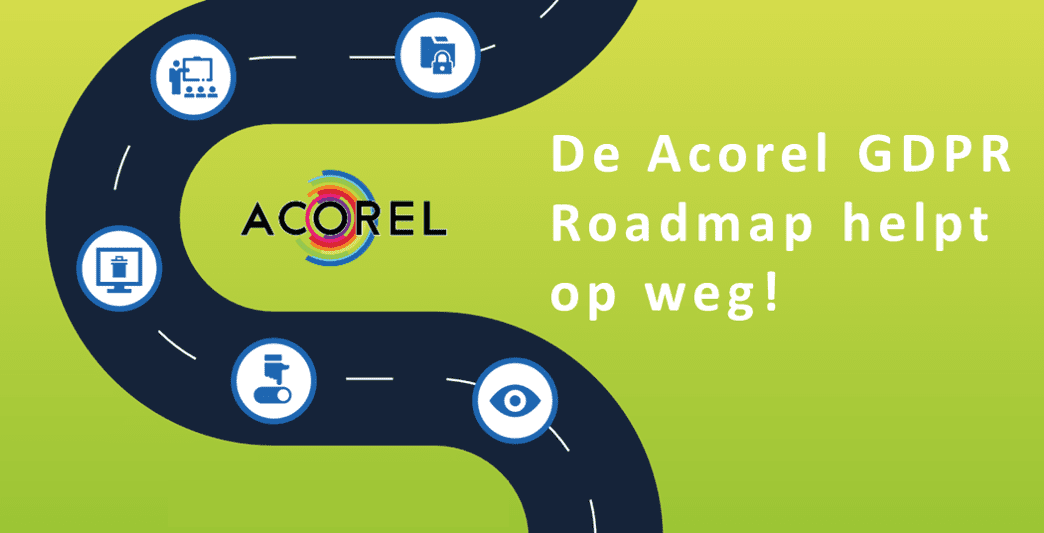 , GDPR Roadmap, Acorel