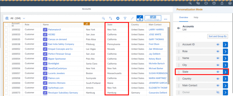 , 4 SAP Cloud for Customer features to boost an efficient way of working, Acorel