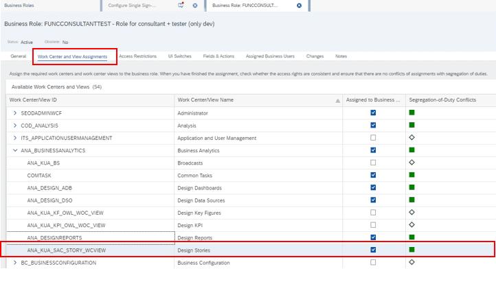 , Embedding SAP Analytics Cloud in SAP Cloud for Customer, Acorel