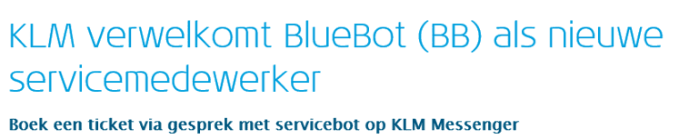 , Innovatie Chatbots, Acorel