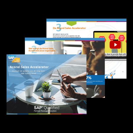Acorel Sales Accelerator, Acorel
