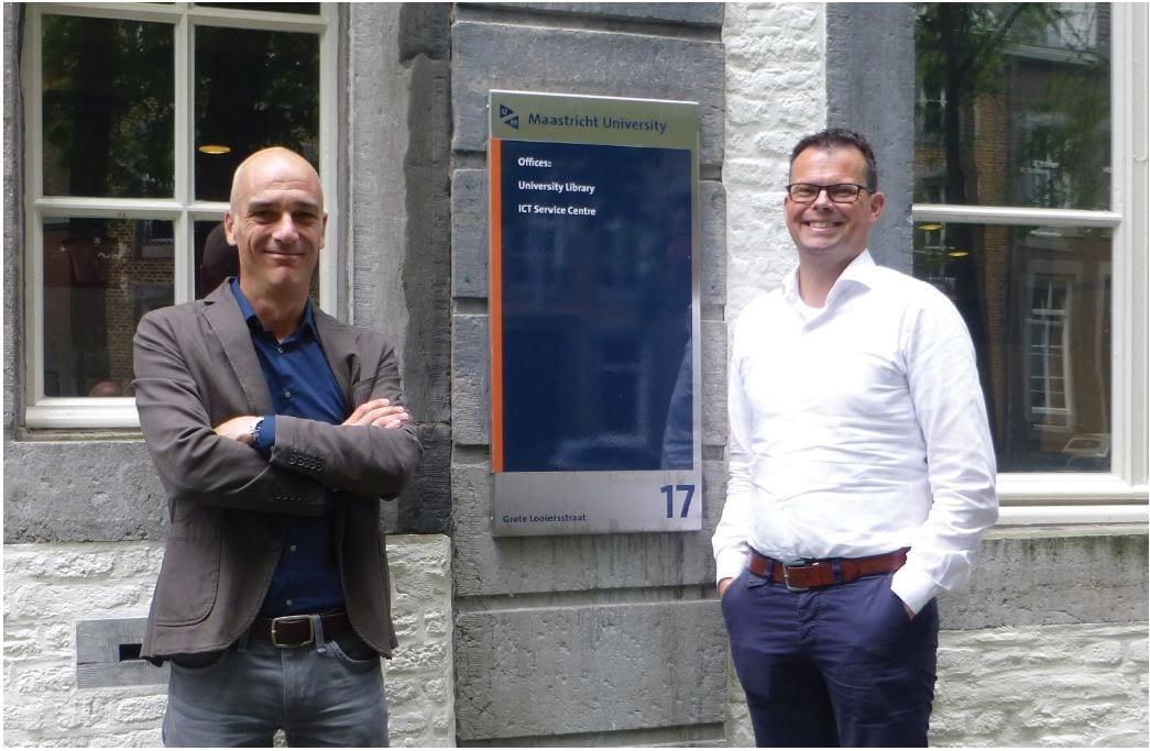 , Managed Services Universiteit Maastricht, Acorel