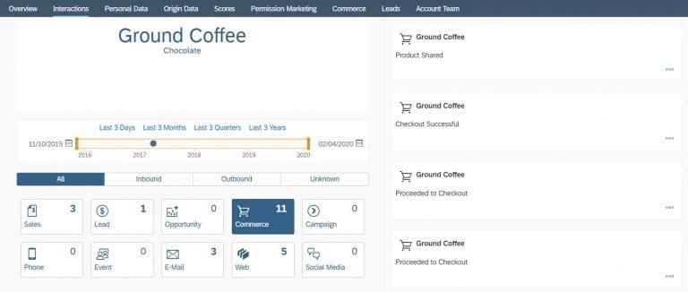 Introducing Commerce Marketing in SAP C/4HANA, Acorel