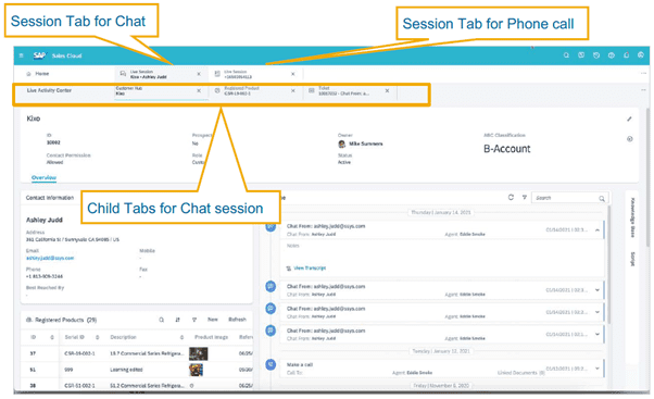 , What's new in SAP Cloud for Customer 2102 Release, Acorel