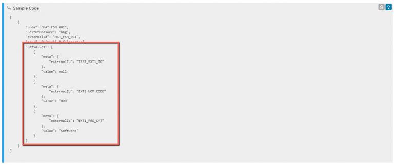 , Adding custom fields to an iflow using a groovy script, Acorel